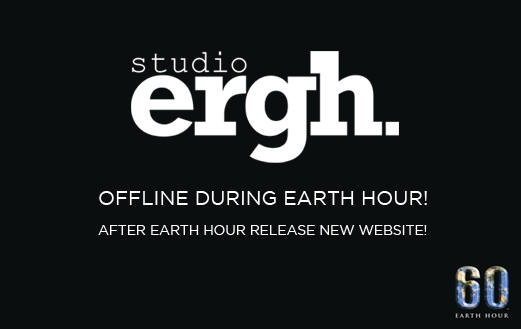 Reclamebureau Studio Ergh - Earth Hour
