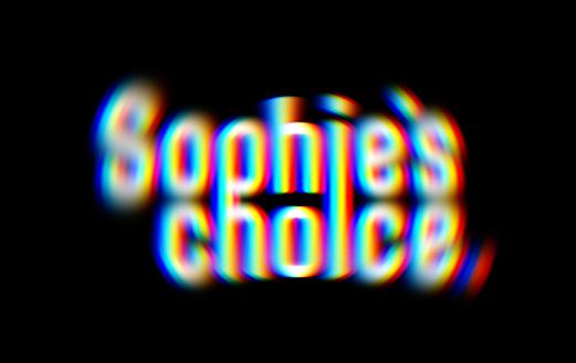 Sophie's Choice door Studio Ergh