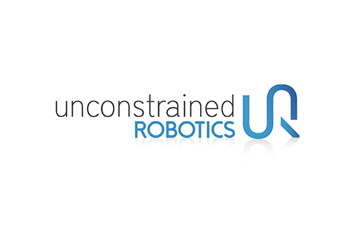 unconstrained robotics logo door studio argh voor global startupbootcamp hightechxl