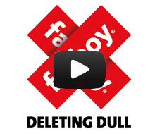 Fatboy – Deleting Dull – Edison The Petit Video